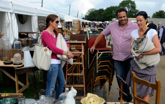 Ardingly International Antiques & Collectors Fair