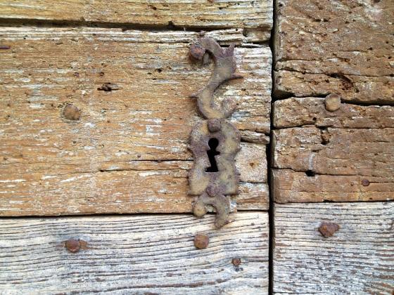 004 Old lock B