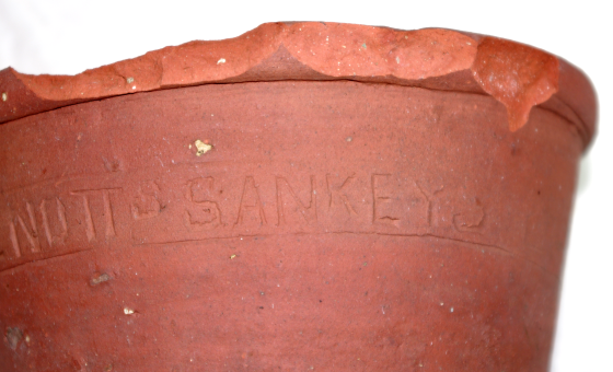 006 My vintage Sankeys pot