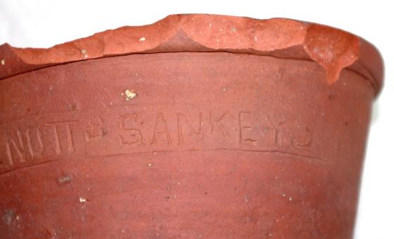 006 My vintage Sankeys pot