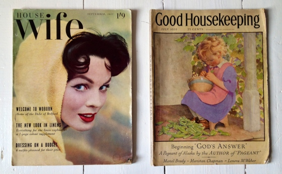 002 Housewife and Good housekeeping